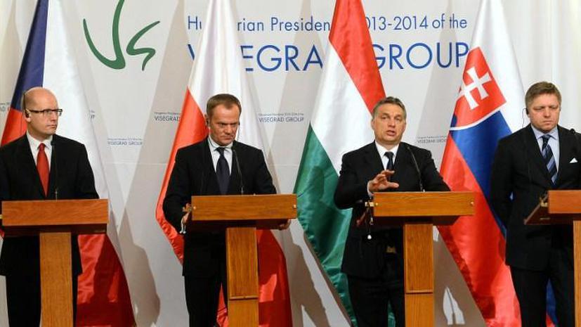 СМИ: В Восточной Европе знают, почему санкции Запада не работают