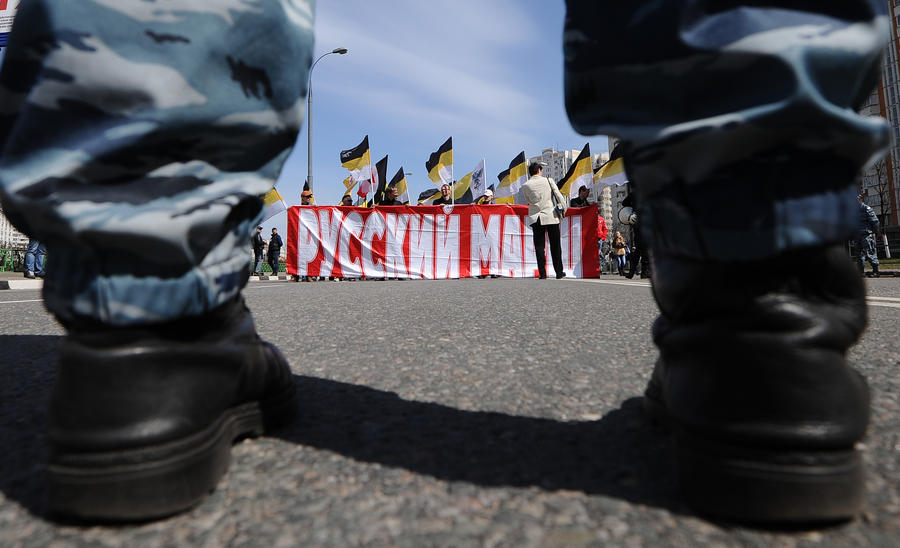 Федерация мигрантов попросила московские власти запретить «Русский марш»