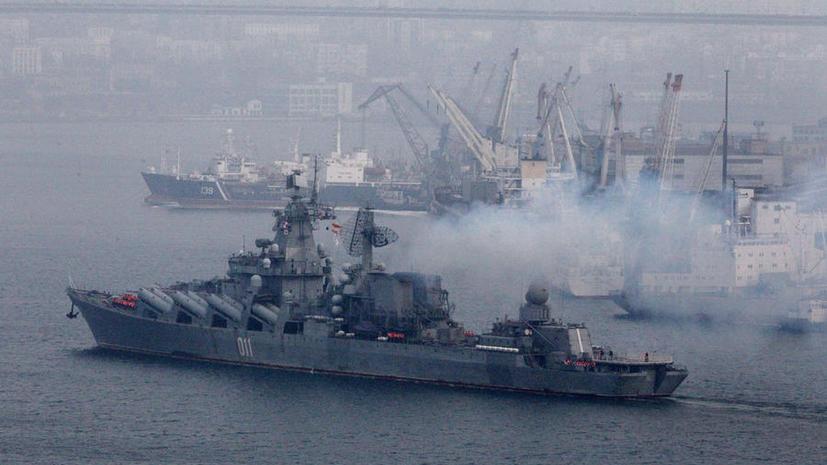 ВМФ России наращивает боевой состав в Баренцевом и Балтийском морях