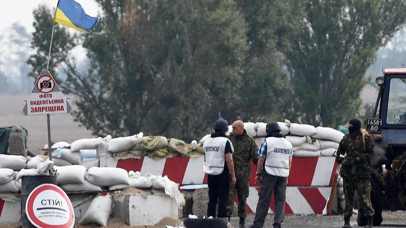 Постпред России при ОБСЕ Келин: У Киева нет желания вступать в переговоры с ополченцами