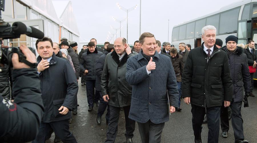 Новая трасса позволит добраться до Шереметьева в объезд химкинских пробок