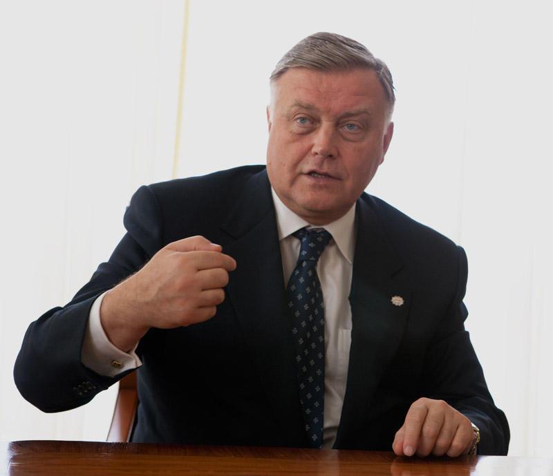 В правительстве опровергли увольнение главы РЖД Владимира Якунина