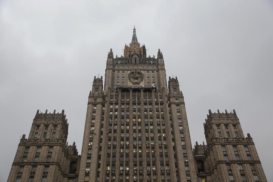 МИД РФ: Вашингтон стремится сорвать российскую гуманитарную миссию на Украине