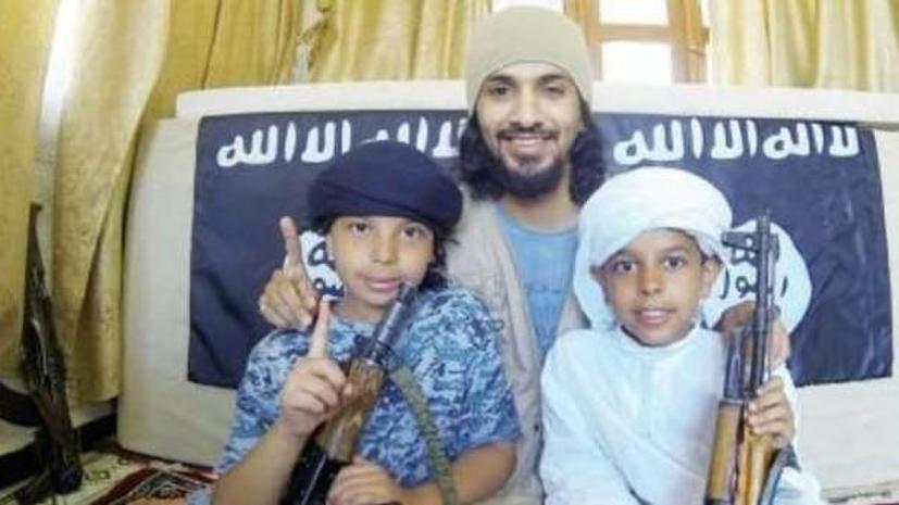 Отец похитил сыновей, чтобы отвезти их в Сирию и присоединиться к террористам