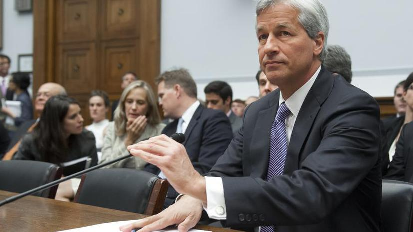 Сенат США уличил главу J.P. Morgan в обмане на $6,2 млрд