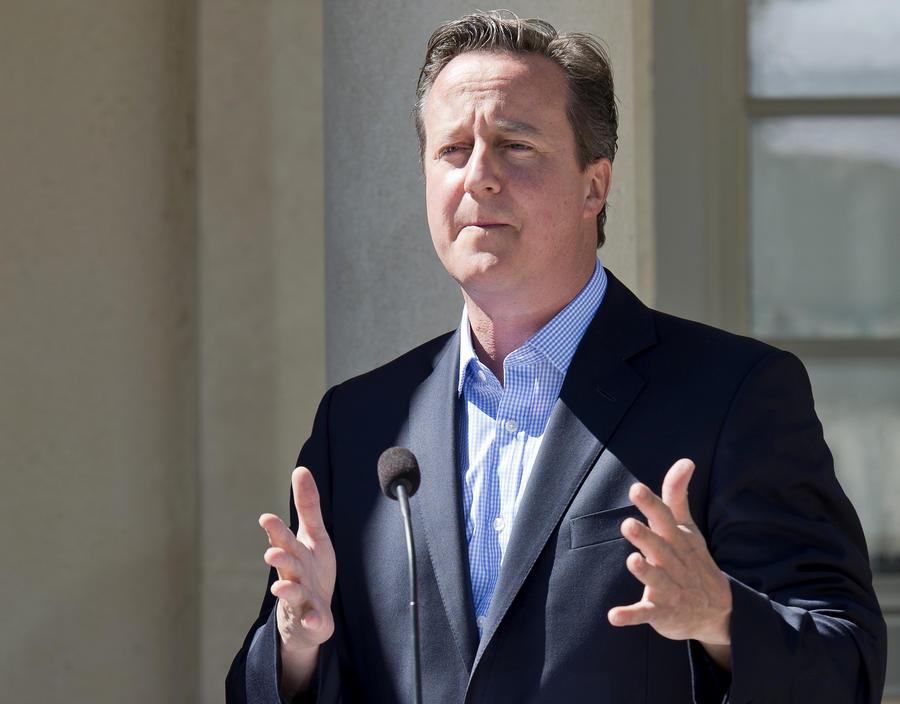 Дэвид Кэмерон призвал бороться с экстремизмом при помощи «британских ценностей»