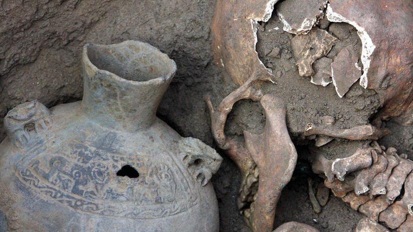 Археологи: древней цивилизацией Перу правили женщины