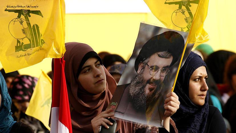Страны Персидского залива хотят наказать Хезболлу за помощь Сирии