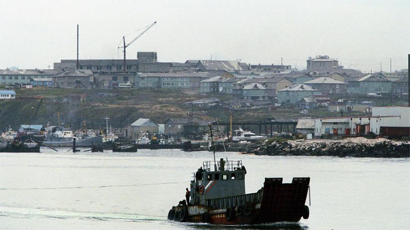 На Курилах утонули десять пограничников