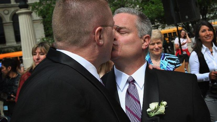 Gallup: Каждый десятый житель Вашингтона - гей