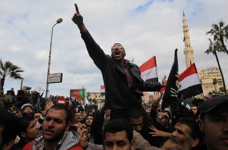 Египетская оппозиция оспорит итоги референдума