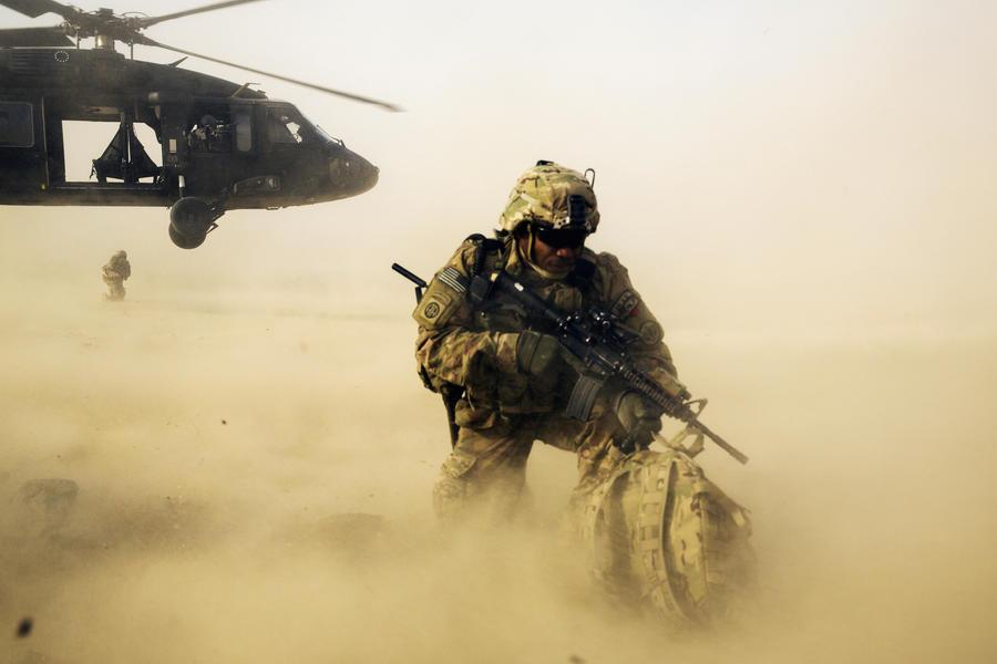В американской армии объявили тендер на костюм-невидимку