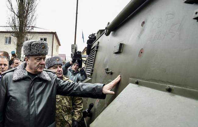 Пётр Порошенко заявил, что договорился о поставках  оружия с 11 странами ЕС
