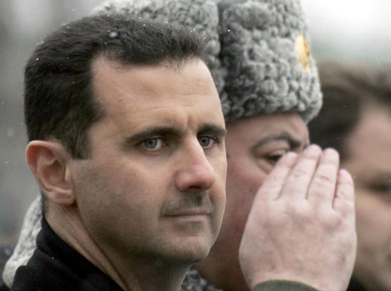 Башар Асад не исключает военной интервенции со стороны стран Запада