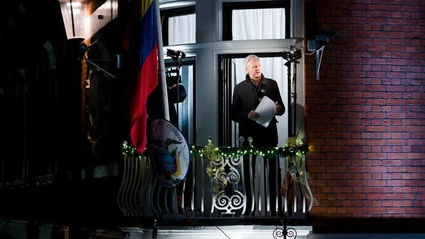 Джулиан Ассанж: Меня пытали в «одной из ужасных тюрем Великобритании»