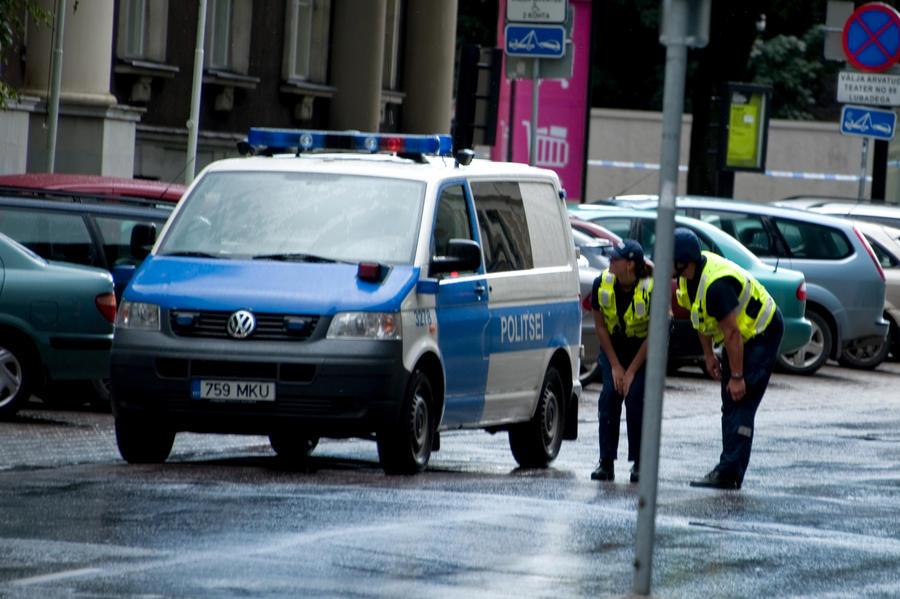 В Эстонии бывший чиновник арестован по подозрению в государственной измене в пользу России