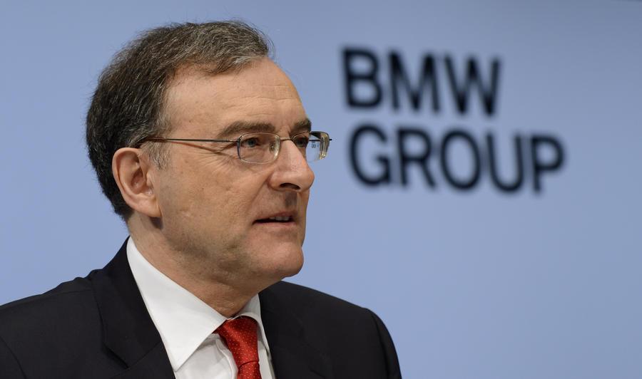 Глава BMW: Немцы боятся электромобилей