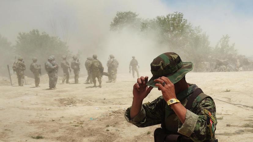 Шесть грузинских военнослужащих погибли в Афганистане