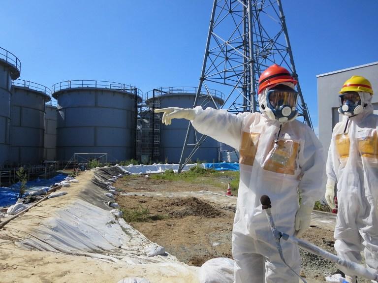 На «Фукусиме-1» уровень радиации вырос в 18 раз
