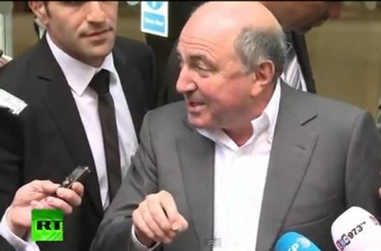 Press TV: Березовского могли «убрать» по заказу МИ-6