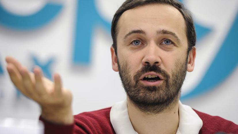 «Сколково» будет судиться с депутатом Ильей Пономаревым