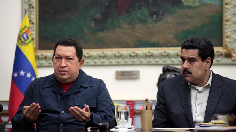 СМИ утверждают, что  Чавес находится в состоянии комы, власти Венесуэлы это опровергают