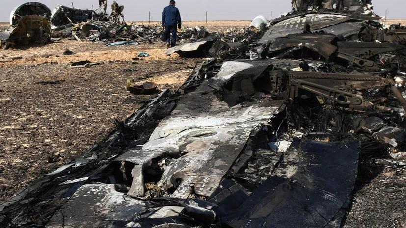 Судмедэксперт: Травмы погибших в результате крушения A321 могут говорить о сильном взрыве на борту