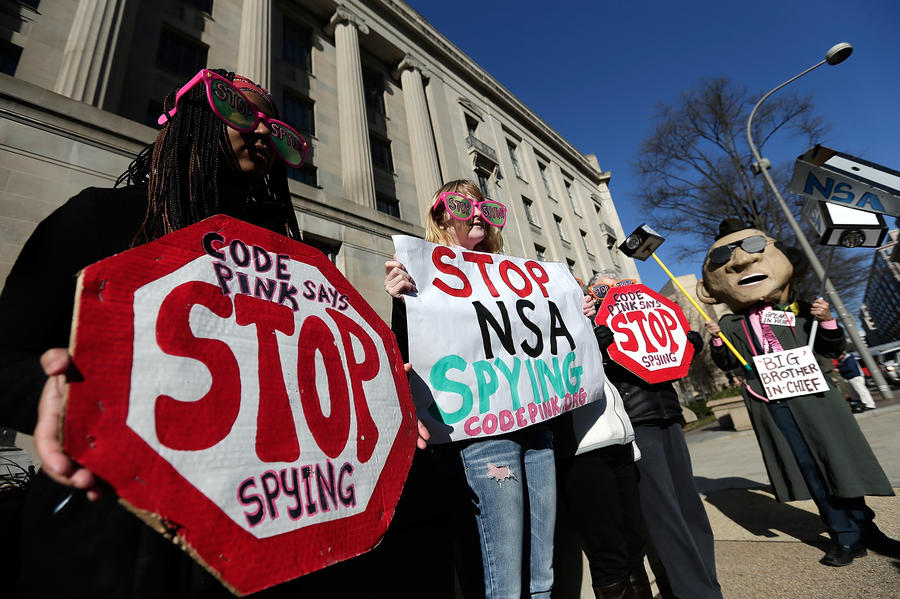 Вашингтон планирует запретить АНБ заниматься сбором метаданных о телефонных звонках