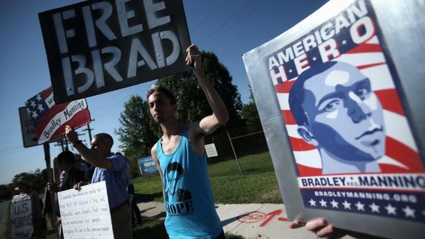 Адвокаты представили суду новые факты невиновности Мэннинга