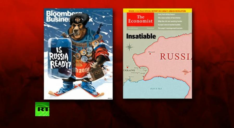 Холодная война 2.0: Запад старательно создаёт новое противостояние и настраивает мир против России