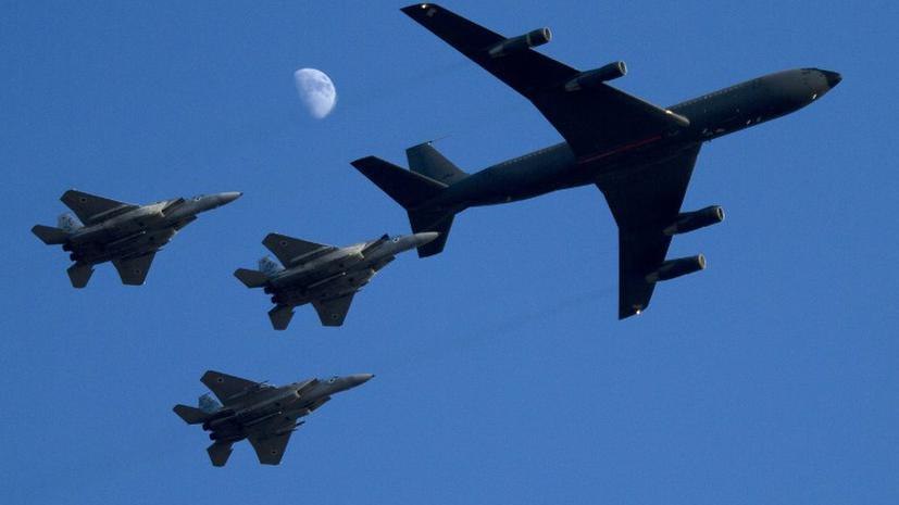 Израиль ответил авиаударом на ракетную атаку из Газы