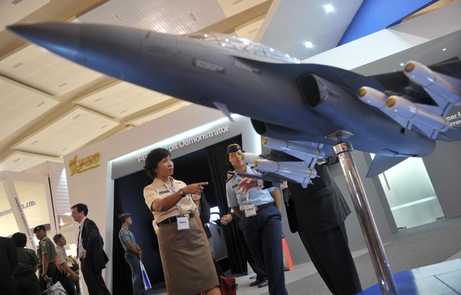 Южная Корея потратила $1 млрд на лёгкие истребители