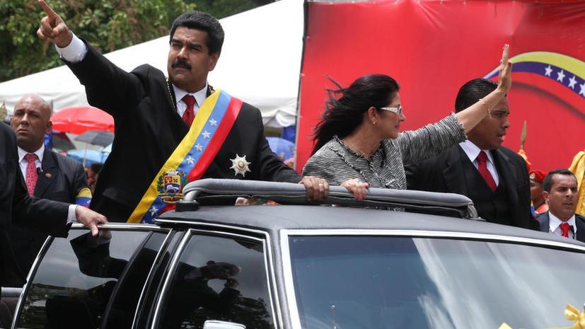 Президент Венесуэлы Николас Мадуро женился