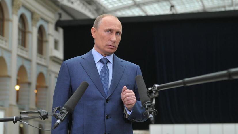 Владимир Путин сегодня проведёт «прямую линию»: его ждут вопросы про Крым, Украину и детские пособия