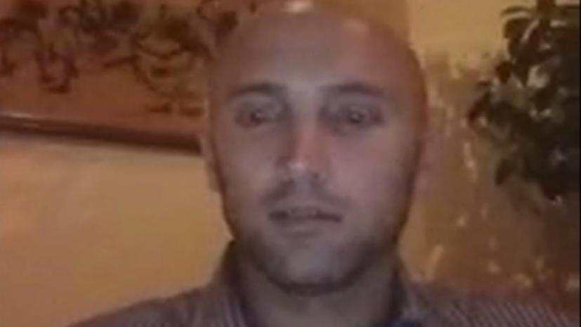 Стрингер RT Грэм Филлипс вышел на связь после депортации из Украины в Польшу