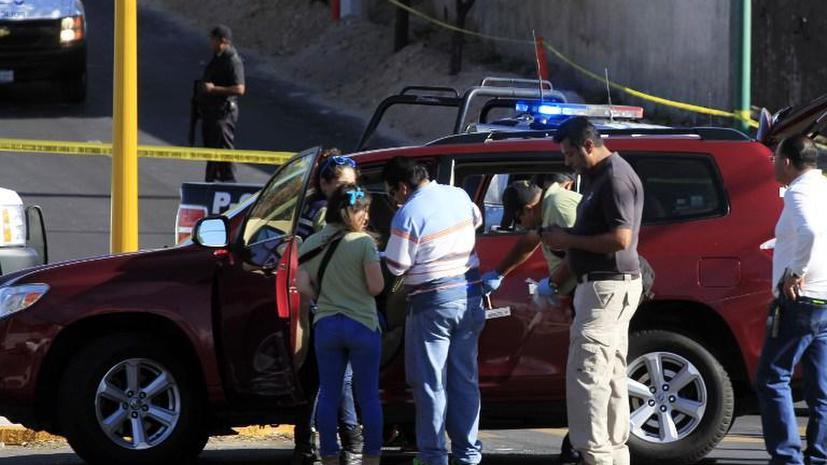 В Мексике убит недавно назначенный министр туризма