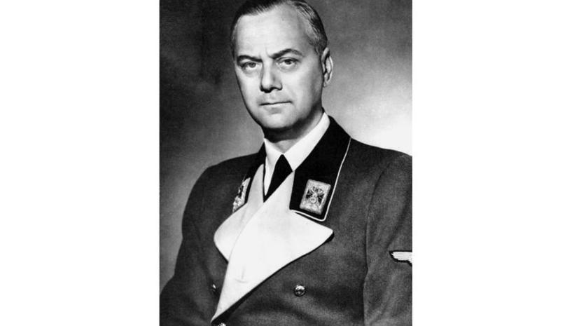 В США нашли дневник Альфреда Розенберга
