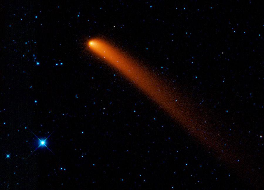 Россия вооружится кометами против метеоритов