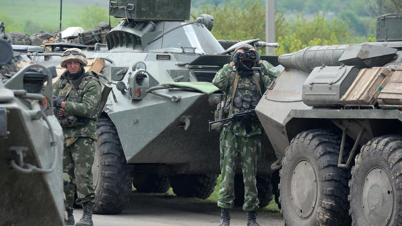 МВД Украины: Мы готовы открывать ответный огонь без предупреждений и колебаний