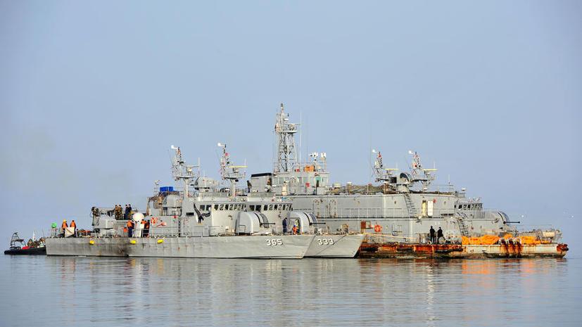 Корабли Северной и Южной Кореи обстреляли друг друга в приграничной акватории