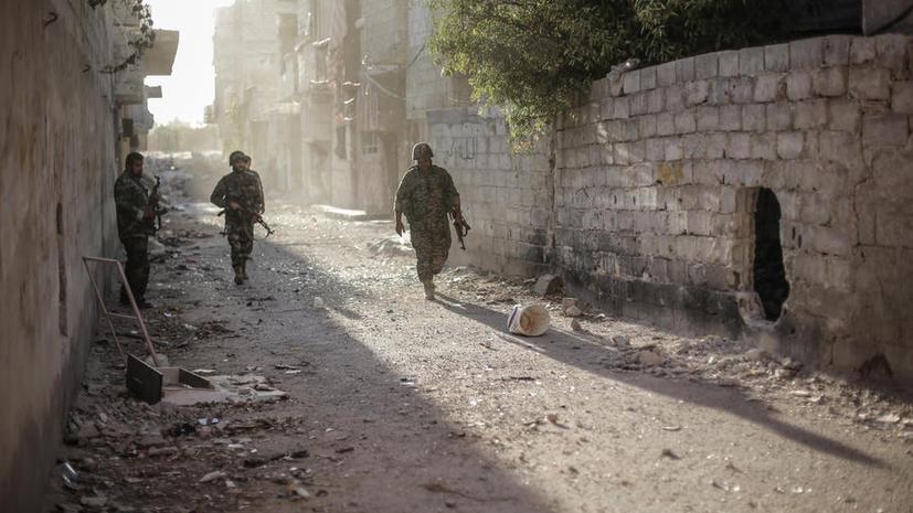 СМИ: США поддерживают сирийских повстанцев, воюющих с «Аль-Каидой»