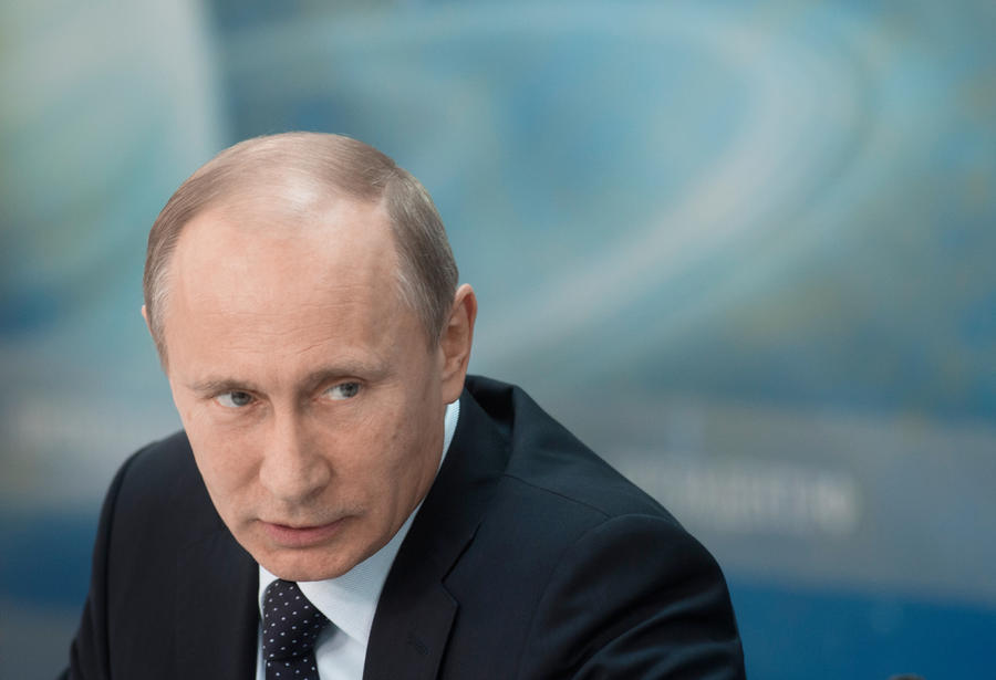 Владимир Путин выразил соболезнования Бараку Обаме в связи со взрывами в Бостоне