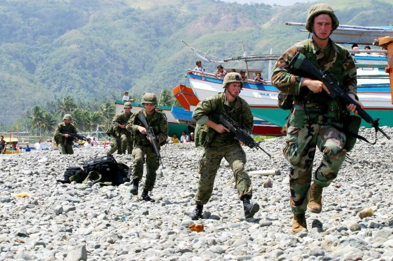 Американские военные разместятся на Филиппинах в случае войны с КНДР