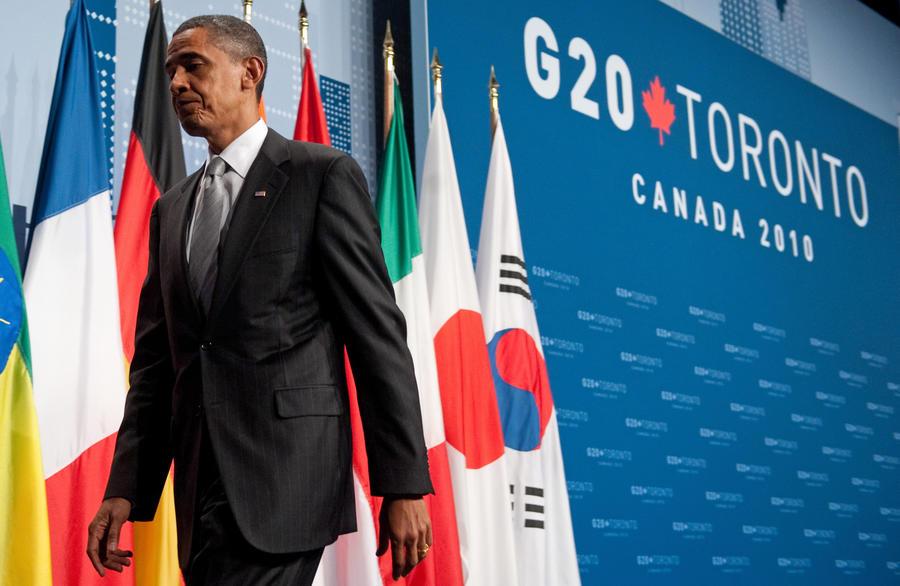 Правительство Канады разрешало американским спецслужбам следить за участниками саммитов G8 и G20