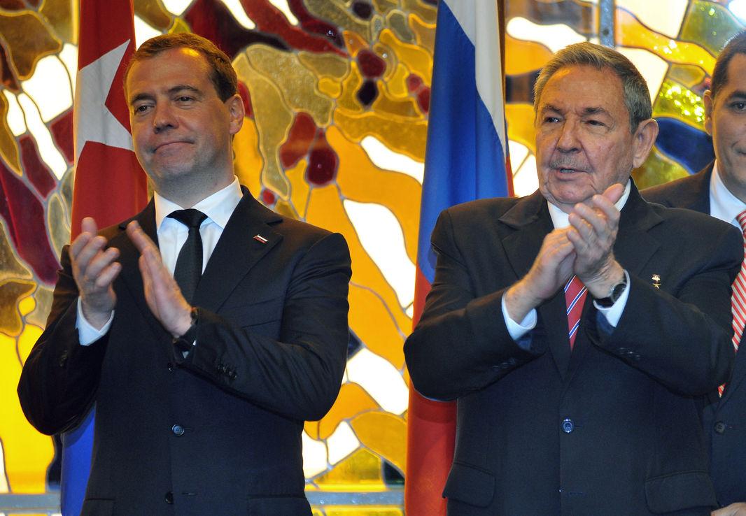 Россия простит Кубе часть долгов советского периода