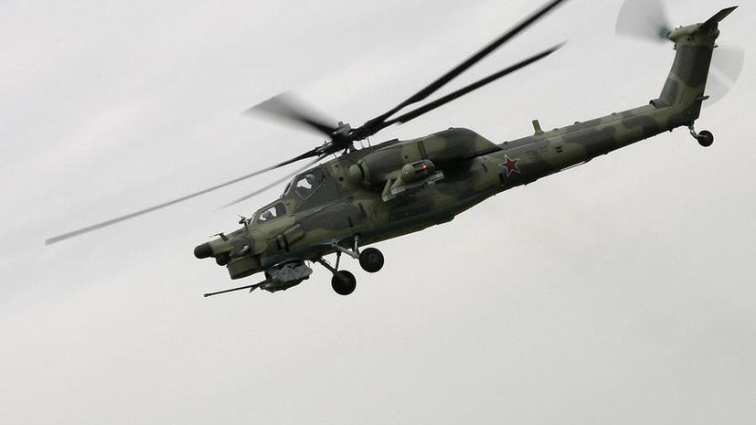 Боевой вертолёт «Ночной охотник» принят на вооружение Минобороны РФ