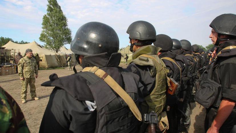 Эксперты: Силовая операция Киева обречена на провал из-за внутренних противоречий
