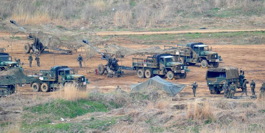 Северная Корея убрала ракеты со стартовой площадки впервые за несколько недель