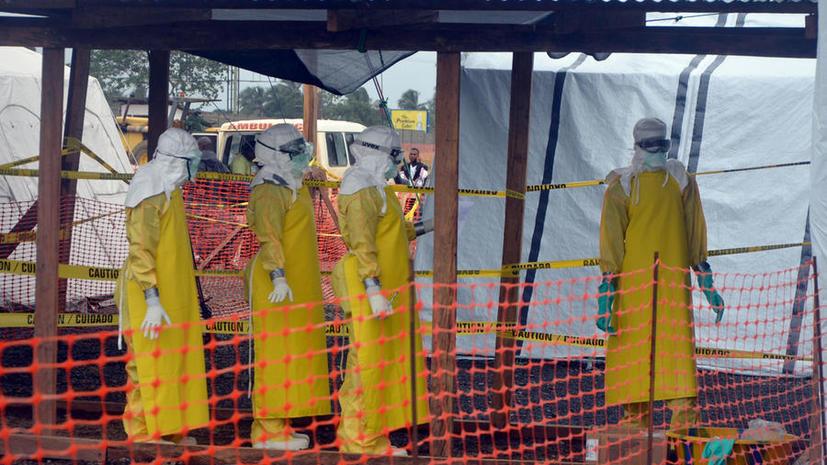 Подтверждён первый случай заболевания вирусом Эбола гражданина Великобритании