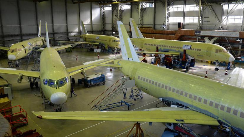 Самолёты Sukhoi Superjet и МС-21 будут собирать в Индии